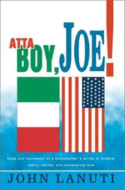 Cover of: Atta Boy, Joe | John Lanuti