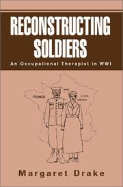 Cover of: Reconstructing Soldiers