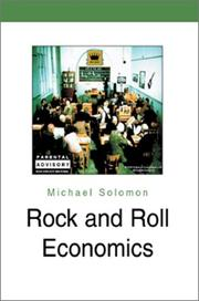 Cover of: Rock and Roll Economics