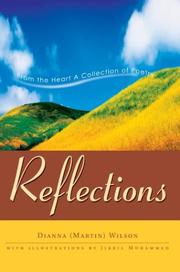 Cover of: Reflections | Dianna Martin Wilson