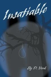 Cover of: Insatiable | D. York