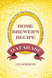 Cover of: The Home Brewer