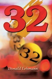 Cover of: 32 | Donald Lehmann