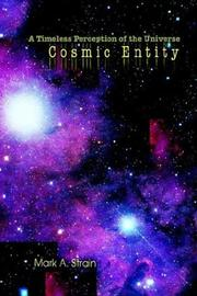 Cover of: Cosmic Entity | Mark A. Strain