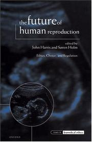 Cover of: The Future of Human Reproduction |