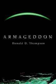 Cover of: Armageddon (The Sol Chronicles, Book 5) | Donald D. Thompson