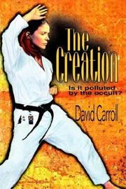Cover of: The Creation | David Carroll