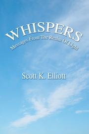 Cover of: Whispers | Scott K. Elliott