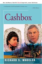 Cover of: Cashbox