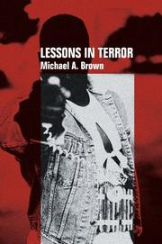 Cover of: Lessons in Terror
