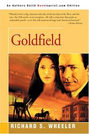 Cover of: Goldfield