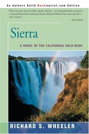 Cover of: Sierra