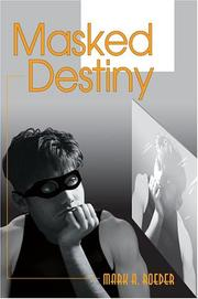 Cover of: Masked Destiny