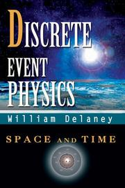 Cover of: Discrete Event Physics