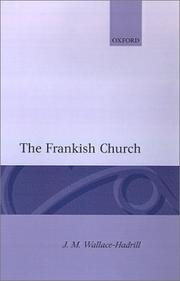 Cover of: The Frankish Church
