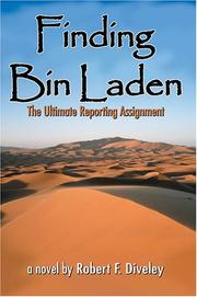 Cover of: Finding Bin Laden | Robert Diveley