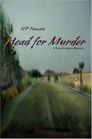 Cover of: Head for Murder | HP Hanson