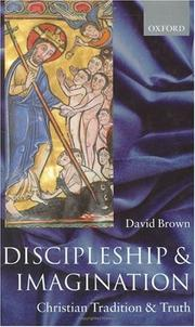 Discipleship and imagination by Brown, David