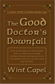 Cover of: The Good Doctor's Downfall