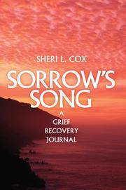 Cover of: Sorrow
