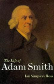 Cover of: The life of Adam Smith