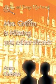 Cover of: Mrs. Griffin is Missing and other stories
