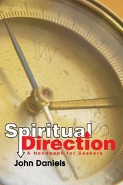 Cover of: Spiritual Direction | John Daniels