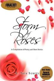 Cover of: Storm of Roses | E Tara Scurry