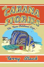 Cover of: The Cabana Stories | Terry Black