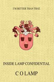 Cover of: Inside Lamp Confidential | C. O. Lamp
