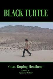Cover of: Black Turtle | Randel W McGirr