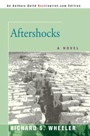 Cover of: Aftershocks | Richard S. Wheeler