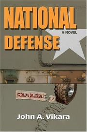 Cover of: National Defense | John A Vikara
