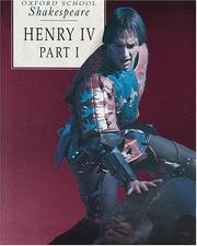 Cover of: Henry IV, Part I
