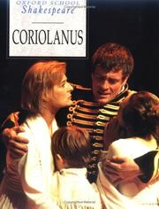 Cover of: Coriolanus (Oxford School Shakespeare)