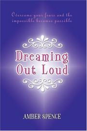 Cover of: Dreaming Out Loud | Amber Spence