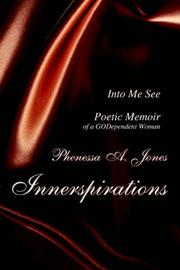 Cover of: Innerspirations | Phenessa A Jones