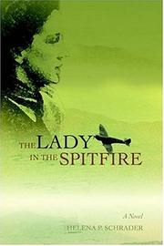 Cover of: The Lady in the Spitfire