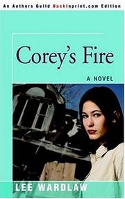 Cover of: Corey's Fire
