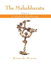 Cover of: The Mahabharata | Ramesh Menon
