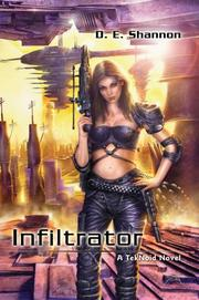 Cover of: Infiltrator | D E Shannon