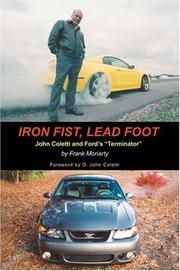 Cover of: Iron Fist, Lead Foot