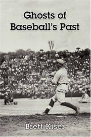 Cover of: Ghosts of Baseball