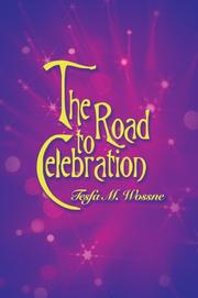 Cover of: The Road to Celebration | Tesfa M Wossne