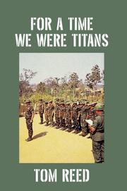 Cover of: For A Time We Were Titans
