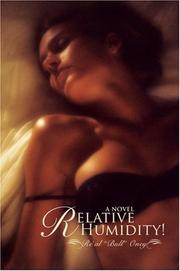Cover of: Relative Humidity! | LLC., Re`al