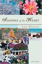 Cover of: Seasons of the Heart | Lois Duncan