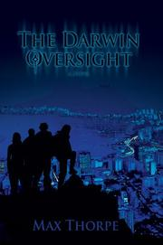 Cover of: The Darwin Oversight | Max Thorpe