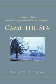 Cover of: Came the Sea | Tony Ragas