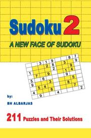 Cover of: Sudoku 2 | BH ALBARJAS